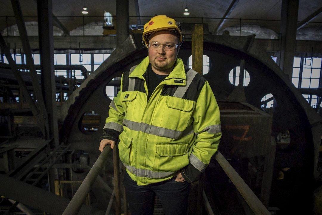 Sydvaranger gruve får 500.000 kroner til nytt prosjekt: – Jeg håper det er et steg nærmere til å gjenoppta driften
