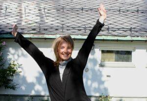 Ny ansatt i SVU – Marie fikk drømmejobben.