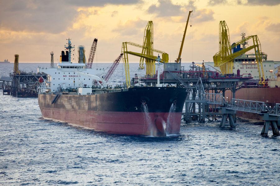Markedsutvikling oljevernprodukter