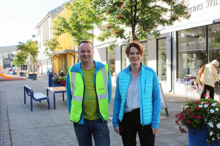 Ønsker å opprette en varehandelsgruppe i Kirkenes
