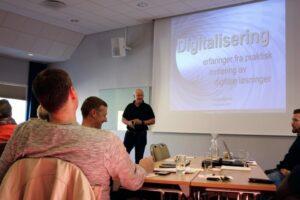 Operativt Lederskapsprogram ser på trusler og muligheter med digitalisering
