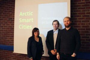 """Busser næringslivet til Finland for å bli """"smartere"""""""