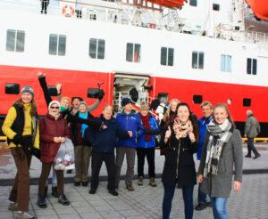 Grenseoverskridende samarbeid kan gi nye turistopplevelser:  – Se for deg nissen spise kongekrabbe under nordlyset i Nikel!