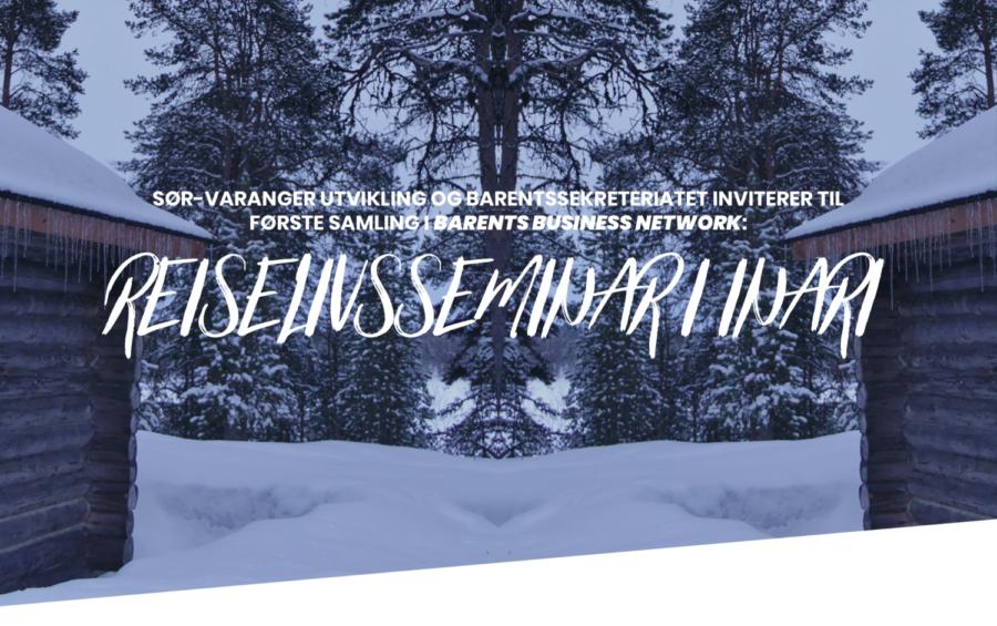 Invitasjon til reiselivsseminar i Inari