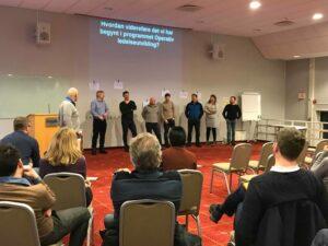 Lederskapsprogram ble ny møteplass