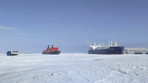 China reveals Arctic ambitions with plan for 'Polar Silk Road'