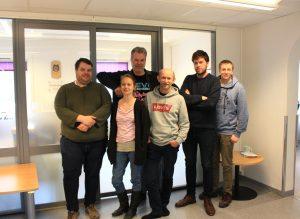 NRK er flyttet inn hos Sør-Varanger Avis