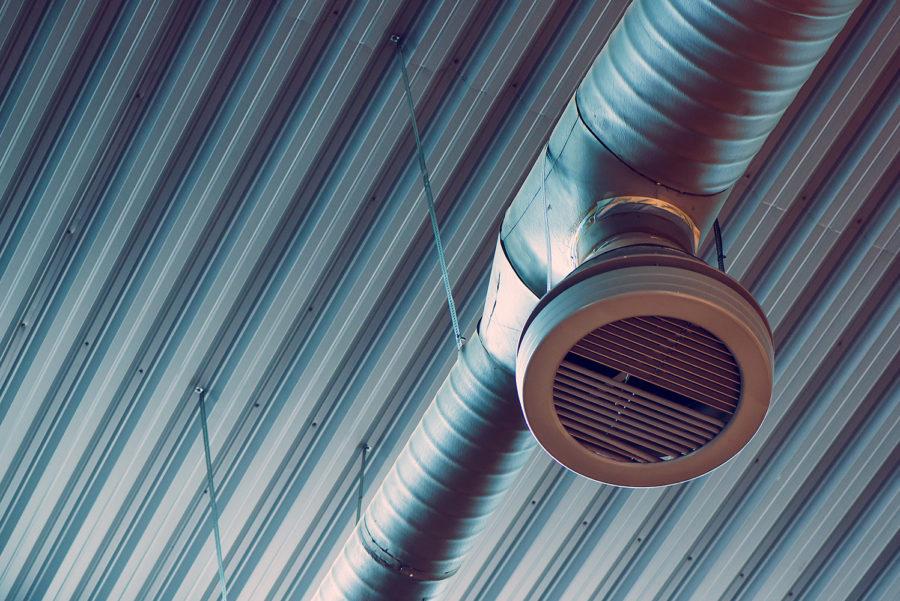 Bransjeorganisering av ventilasjonsentreprenører