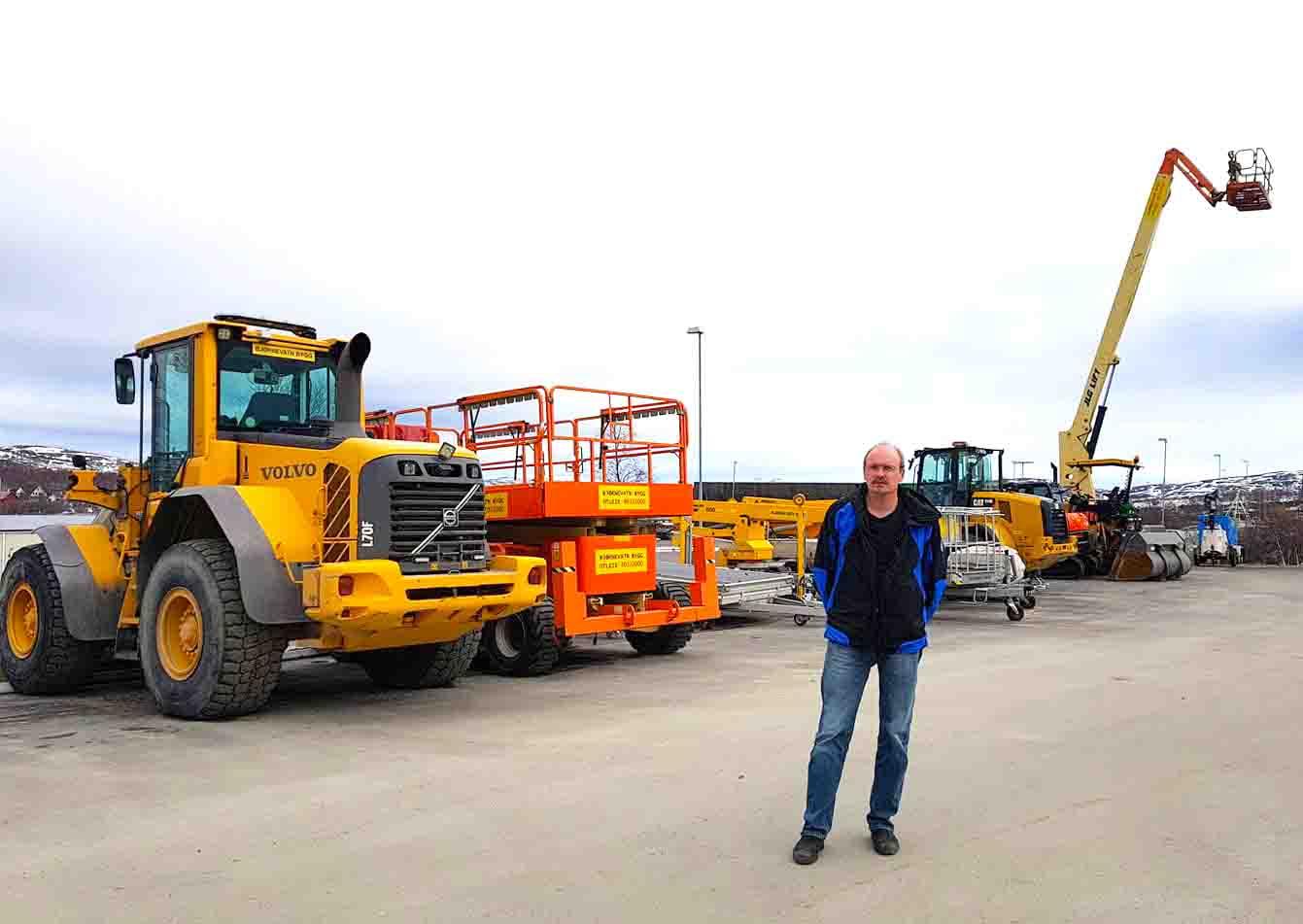 Bjørnevatn Bygg utvider til Øst-Finnmark