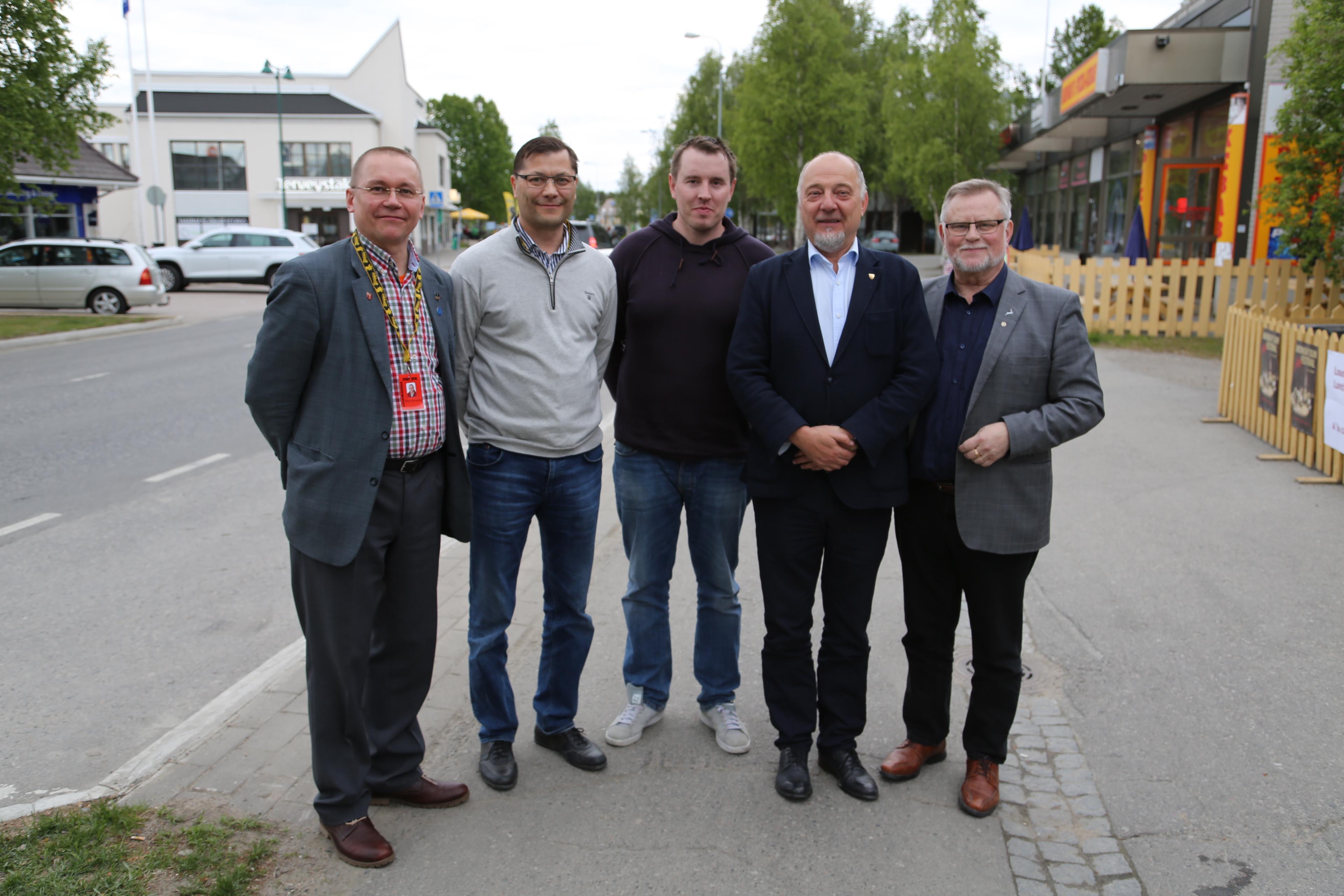 Ny arbeidsgruppe for den arktiske jernbanen
