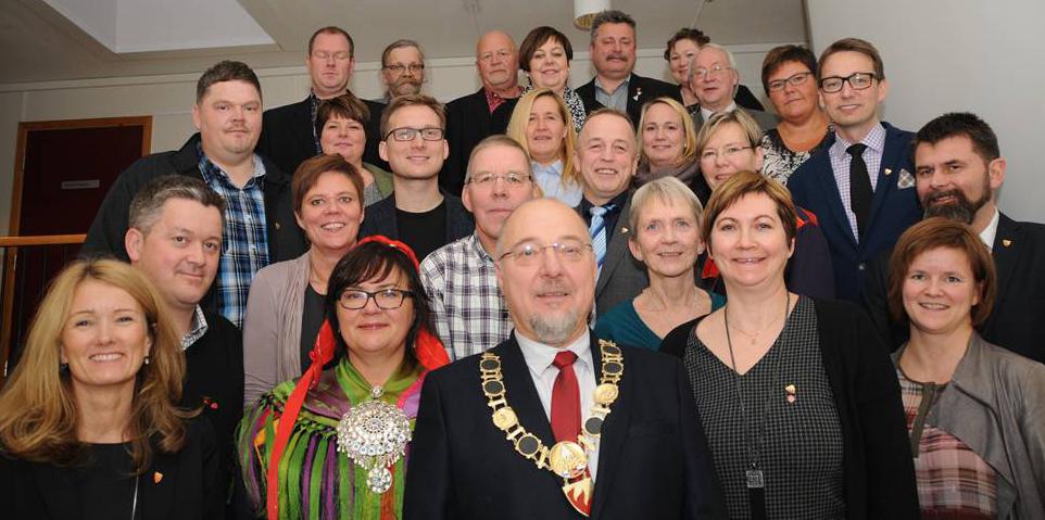 Kommunestyret i Sør-Varanger ønsker at kommunen skal bidra i arbeidet om den arktiske jernbane