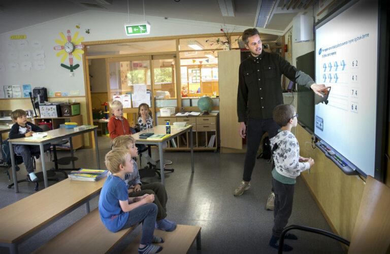 Russisk matematikkmodell i skolene