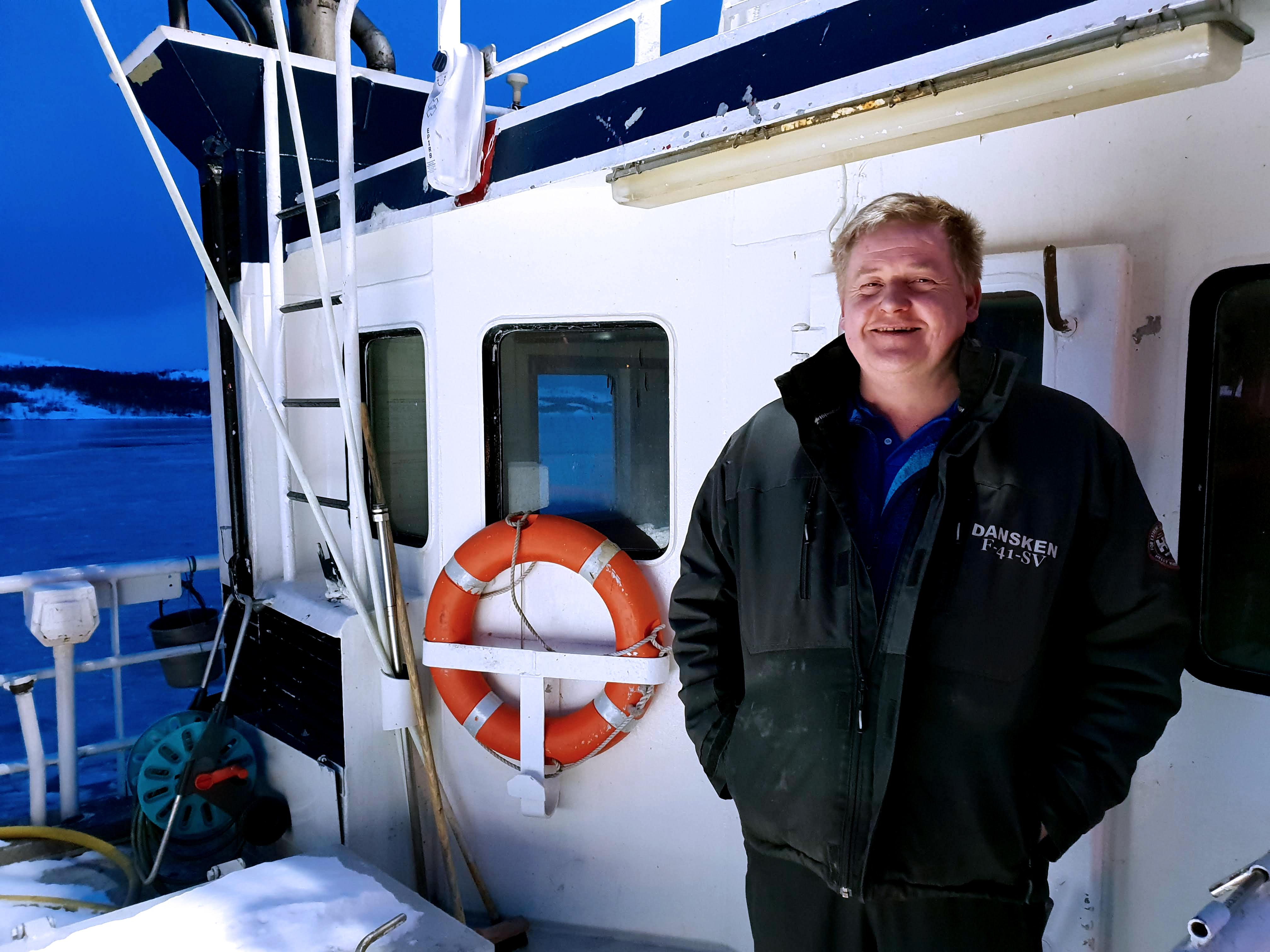 Vil skape lærlingeplass for fiskeri og fangst i Sør-Varanger