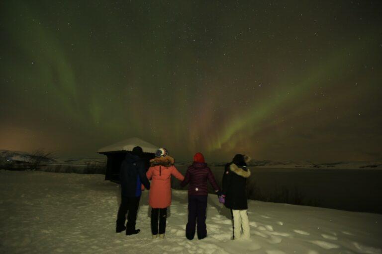 Undercover-turist på gruppetur fra Rovaniemi til Kirkenes: Nyttig læring og økt brukerforståelse