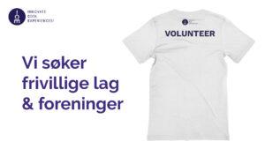 Sør-Varanger Utvikling søker frivillige lag og foreninger til å bistå under ICE – Innovate Cool Experiences!