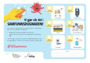 Smittetiltak for handels- og servicenæringen i Sør-Varanger