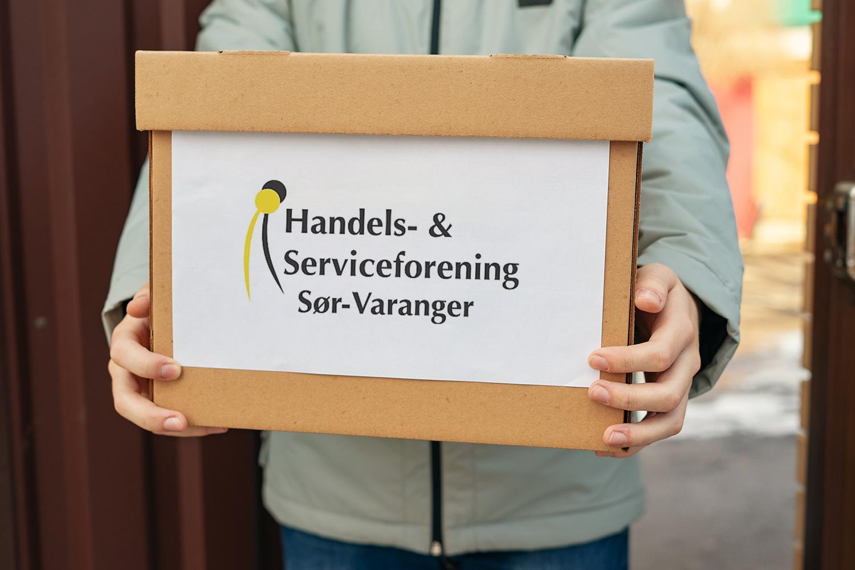 Handels- og servicenæringen oppretter digital løsning for levering av varer