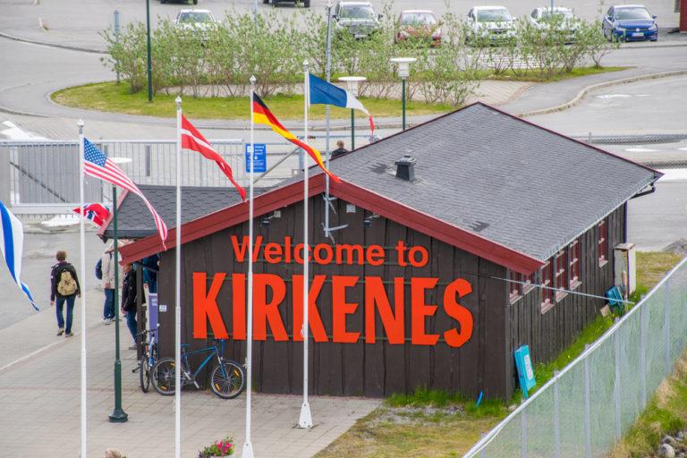 Reisemålet Kirkenes «back in business»