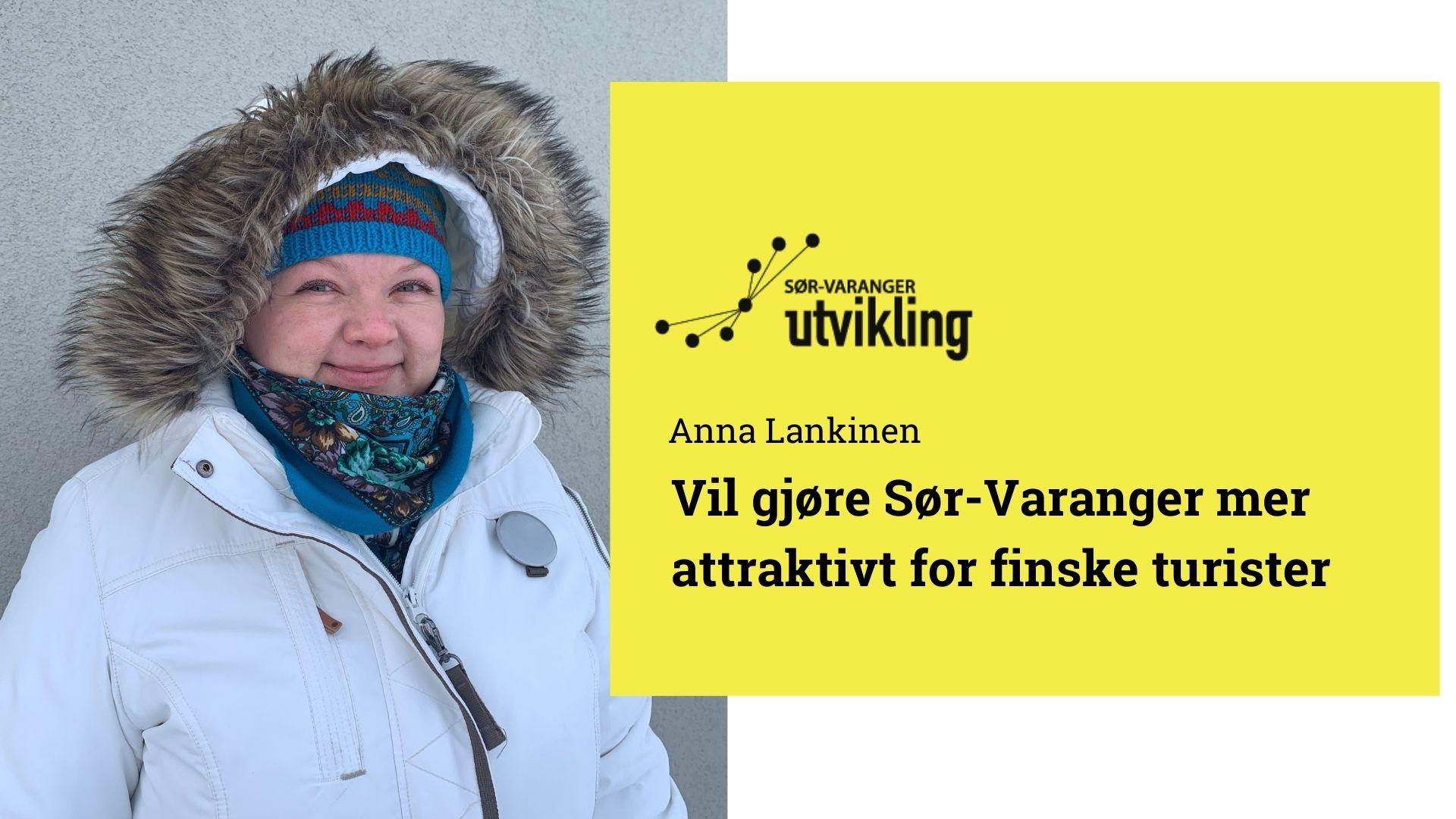 Vil lage finsk-norsk informasjonskanal for Øst-Finnmark